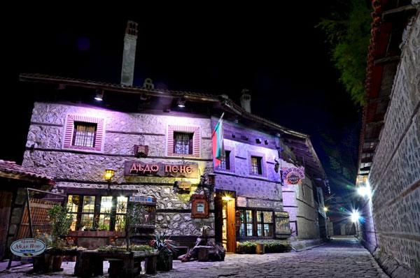 Bansko mehana restaurant