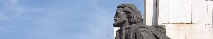 Monuments in Bansko